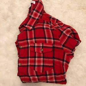 Red Flannel Super Cozy!